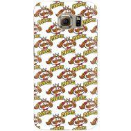 Силиконовый чехол BoxFace Samsung G925 Galaxy S6 Edge Pringles Princess (26304-up2450)