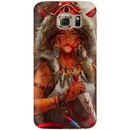 Силиконовый чехол BoxFace Samsung G925 Galaxy S6 Edge Принцесса Мононоке (26304-up2451)