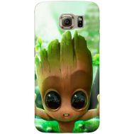 Силиконовый чехол BoxFace Samsung G925 Galaxy S6 Edge Groot (26304-up2459)
