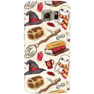 Силиконовый чехол BoxFace Samsung G920F Galaxy S6 Magic Items (24760-up2455)