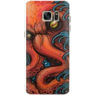 Силиконовый чехол BoxFace Samsung G930 Galaxy S7 Octopus (24997-up2429)