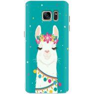 Силиконовый чехол BoxFace Samsung G930 Galaxy S7 Cold Llama (24997-up2435)