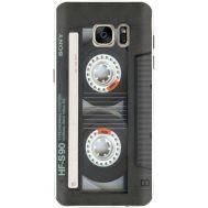 Силиконовый чехол BoxFace Samsung G930 Galaxy S7 Старая касета (24997-up2445)