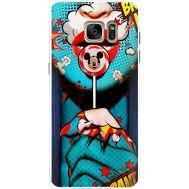 Силиконовый чехол BoxFace Samsung G930 Galaxy S7 Girl Pop Art (24997-up2444)
