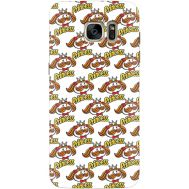 Силиконовый чехол BoxFace Samsung G930 Galaxy S7 Pringles Princess (24997-up2450)