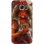 Силиконовый чехол BoxFace Samsung G930 Galaxy S7 Принцесса Мононоке (24997-up2451)