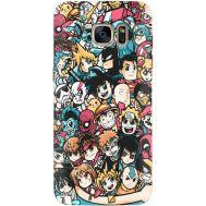 Силиконовый чехол BoxFace Samsung G930 Galaxy S7 Anime Stickers (24997-up2458)