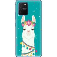 Силиконовый чехол BoxFace Samsung G770 Galaxy S10 Lite Cold Llama (38971-up2435)