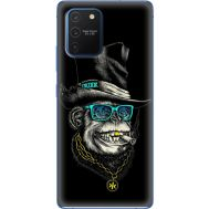 Силиконовый чехол BoxFace Samsung G770 Galaxy S10 Lite Rich Monkey (38971-up2438)