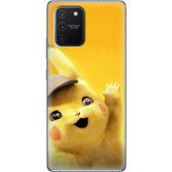 Силиконовый чехол BoxFace Samsung G770 Galaxy S10 Lite Pikachu (38971-up2440)