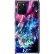 Силиконовый чехол BoxFace Samsung G770 Galaxy S10 Lite Northern Lights (38971-up2441)