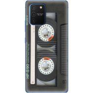 Силиконовый чехол BoxFace Samsung G770 Galaxy S10 Lite Старая касета (38971-up2445)