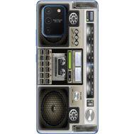 Силиконовый чехол BoxFace Samsung G770 Galaxy S10 Lite Old Boombox (38971-up2446)