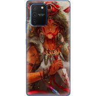 Силиконовый чехол BoxFace Samsung G770 Galaxy S10 Lite Принцесса Мононоке (38971-up2451)