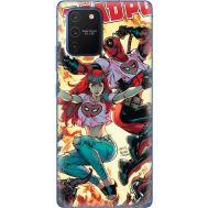 Силиконовый чехол BoxFace Samsung G770 Galaxy S10 Lite Deadpool and Mary Jane (38971-up2454)