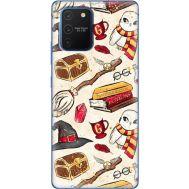 Силиконовый чехол BoxFace Samsung G770 Galaxy S10 Lite Magic Items (38971-up2455)