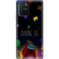 Силиконовый чехол BoxFace Samsung G770 Galaxy S10 Lite Among Us (38971-up2456)