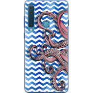 Силиконовый чехол BoxFace Samsung A920 Galaxy A9 2018 Sea Tentacles (35645-up2430)