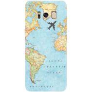 Силиконовый чехол BoxFace Samsung G950 Galaxy S8 Карта (29896-up2434)
