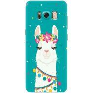 Силиконовый чехол BoxFace Samsung G950 Galaxy S8 Cold Llama (29896-up2435)