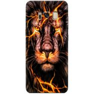 Силиконовый чехол BoxFace Samsung G950 Galaxy S8 Fire Lion (29896-up2437)
