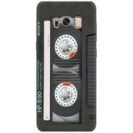 Силиконовый чехол BoxFace Samsung G950 Galaxy S8 Старая касета (29896-up2445)