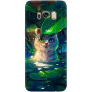 Силиконовый чехол BoxFace Samsung G950 Galaxy S8 White Tiger Cub (29896-up2452)