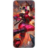 Силиконовый чехол BoxFace Samsung G950 Galaxy S8 Woman Deadpool (29896-up2453)