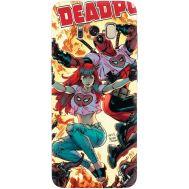 Силиконовый чехол BoxFace Samsung G950 Galaxy S8 Deadpool and Mary Jane (29896-up2454)