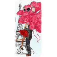 Силиконовый чехол BoxFace Samsung G950 Galaxy S8 Love in Paris (29896-up2460)