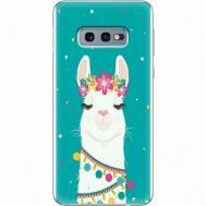 Силиконовый чехол BoxFace Samsung G970 Galaxy S10e Cold Llama (35855-up2435)