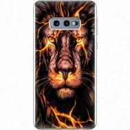 Силиконовый чехол BoxFace Samsung G970 Galaxy S10e Fire Lion (35855-up2437)