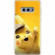 Силиконовый чехол BoxFace Samsung G970 Galaxy S10e Pikachu (35855-up2440)
