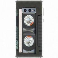 Силиконовый чехол BoxFace Samsung G970 Galaxy S10e Старая касета (35855-up2445)