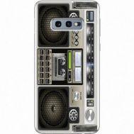 Силиконовый чехол BoxFace Samsung G970 Galaxy S10e Old Boombox (35855-up2446)