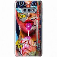 Силиконовый чехол BoxFace Samsung G970 Galaxy S10e Colorful Girl (35855-up2443)