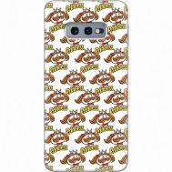 Силиконовый чехол BoxFace Samsung G970 Galaxy S10e Pringles Princess (35855-up2450)