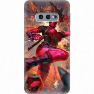 Силиконовый чехол BoxFace Samsung G970 Galaxy S10e Woman Deadpool (35855-up2453)