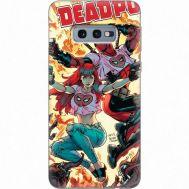 Силиконовый чехол BoxFace Samsung G970 Galaxy S10e Deadpool and Mary Jane (35855-up2454)