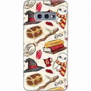 Силиконовый чехол BoxFace Samsung G970 Galaxy S10e Magic Items (35855-up2455)