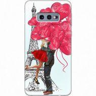 Силиконовый чехол BoxFace Samsung G970 Galaxy S10e Love in Paris (35855-up2460)