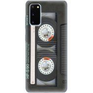 Силиконовый чехол BoxFace Samsung G980 Galaxy S20 Старая касета (38869-up2445)