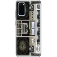Силиконовый чехол BoxFace Samsung G980 Galaxy S20 Old Boombox (38869-up2446)