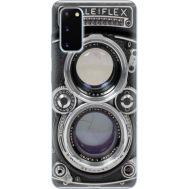 Силиконовый чехол BoxFace Samsung G980 Galaxy S20 Rolleiflex (38869-up2447)