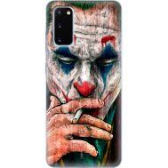 Силиконовый чехол BoxFace Samsung G980 Galaxy S20 Джокер (38869-up2448)