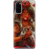 Силиконовый чехол BoxFace Samsung G980 Galaxy S20 Принцесса Мононоке (38869-up2451)