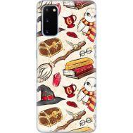 Силиконовый чехол BoxFace Samsung G980 Galaxy S20 Magic Items (38869-up2455)