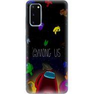 Силиконовый чехол BoxFace Samsung G980 Galaxy S20 Among Us (38869-up2456)