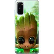 Силиконовый чехол BoxFace Samsung G980 Galaxy S20 Groot (38869-up2459)