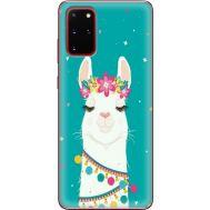 Силиконовый чехол BoxFace Samsung G985 Galaxy S20 Plus Cold Llama (38874-up2435)